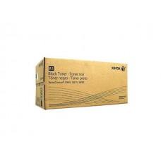 toner xerox wc 586x/587x/589x 2pk black toner / waste toner bottle (2 toners, 1 waste bottle / carton) 006r01552