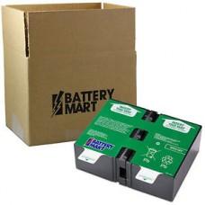 bateria para ups br1300g apc apcrbc124,