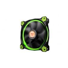Ventilador Thermaltake riing 12 led verde cl-f038-pl12gr-a