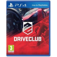 juego sony ps4 driveclub, 10032