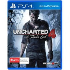 juego sony ps4 uncharted 4, 3000187