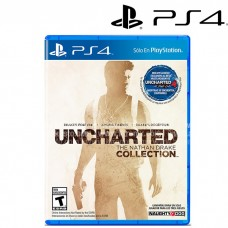 juego sony ps4 uncharted collection, 3000935