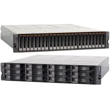 chasis lenovo storage v3700 v2 sff control enclosure, 6535c2d